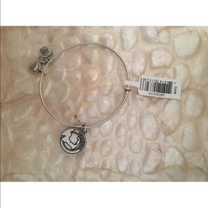 Alex and Ani Bangle Bracelet Cape Cod Charm NWT